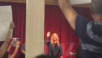 Amy Schumer -- Fur Protesters Crash Book Signing ... Amy Fires Back (VIDEO + PHOTO)