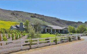 Kylie Jenner's New Hidden Hills House -- Cool Ranch!