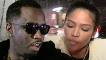 Diddy & Cassie -- Cops Called After Breakup Argument
