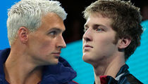 Ryan Lochte and James Feigen -- Cops Recommend Indictment for Crime in Rio (UPDATE)