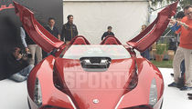 Floyd Mayweather -- Orders New Rare $2.5 Million Supercar (PHOTOS)