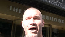 WWE's Randy Orton -- Secret to Beating Brock Lesnar? ... 'Just Takes One RKO!' (VIDEO)