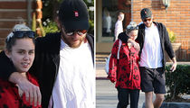 Miley Cyrus, Liam Hemsworth -- Somethin's Fishy in Malibu (PHOTO GALLERY)