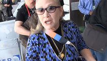 Carrie Fisher -- I Know Exactly Who Trump Should Play ... In 'Star Wars' (VIDEO)