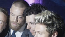 Conor McGregor -- Props from Rory McIlroy ... At Post-Fight Party (VIDEO)