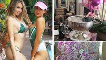 Model Mara Teigen -- No Boys Allowed At My $50k Bday Bash (PHOTO GALLERY)