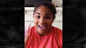 Female Pro Football Star -- I'm Gonna Destroy The Scariest Woman in MMA