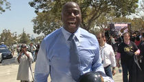 Magic Johnson -- I Hope Kobe's the Next 'Magic' ... 'Keep Doing Great Things' (VIDEO)