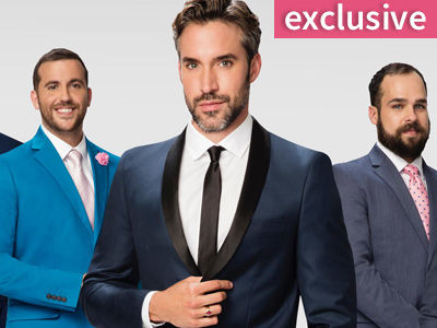 Gay Bachelor Cast Revealed -- Wait'll You See the Men Competing on This Show!
