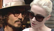 Johnny Depp -- I'll Honor Amber's Charity Pledge and Send the Checks
