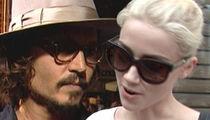Johnny Depp -- I'll Honor Amber's Charity Pledge and Send the Checks