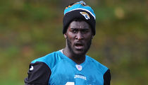 NFL's Justin Blackmon -- Sentenced in DUI Case ... Avoids Jail