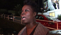 SNL's Leslie Jones -- Hacked in the Worst Way