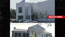Prince -- Tour Paisley Park, Courtesy of Elvis Presley