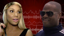 Tamar Braxton 911 Call -- My Husband Bit Me Right in the Ritz! (AUDIO)
