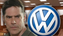 Thomas Gibson -- Looking for Cars in Audi Wrong Places