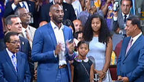Kobe Bryant -- 'Kobe Day Is a Huge Honor' ... Speaks At City Hall (Video)