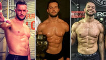 Hot Shots Of WWE Champ Finn Balor to Hold You Over Until He's Back in the Ring