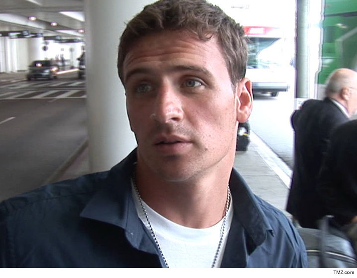 Ryan Lochte - Sorry, Brazil ... I Ain't Going Back ...