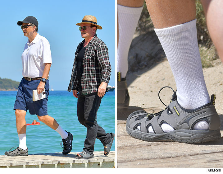 0825_bill_gates_bono_socks_sandals_st_tropez_AKMGSI