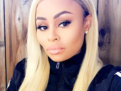 Blac Chyna Just Got a MAJOR Makeover -- And Now Looks JUST Like Kim!