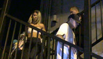 Justin Bieber & Sofia Richie -- Someone's Falling Hard for Her (VIDEO)