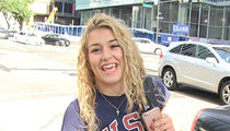 Olympic Wrestler Helen Maroulis -- I'm Open to MMA Career ... 'There's a Possibility' (Video)