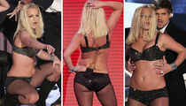 18 Pics Of Britney Spears' Terrible 2007 VMA Performance