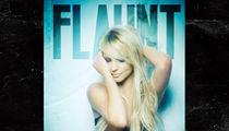 Britney Spears -- Flaunts it Before VMAs (PHOTO)