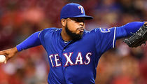 Texas Rangers Pitcher Jeremy Jeffress -- Arrested In Dallas