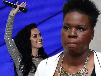 Katy Perry Unwittingly Incites Race RIOT w/Comments About Leslie Jones