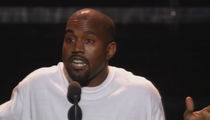 Kanye West -- Hijacks VMAs ... It's Good to Be Me!!!