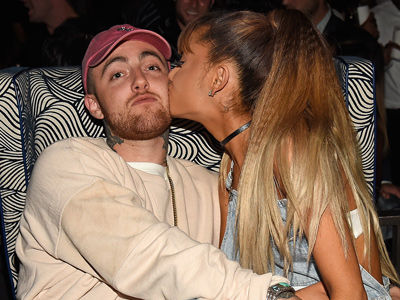 VMA After-Party Madness: Ariana & Mac Miller Flaunt PDA ... Who Was Casper Smart Spotted with?