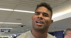 UFC's Alistair Overeem -- Brock Lesnar Will Never…