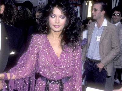 Apollonia RESURFACES for First Time Since Prince's Death -- and WOW, Wait'll You See Her Now!
