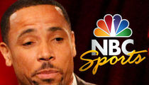 Rodney Harrison -- No Punishment From NBC ... After Controversial Kaepernick Comments