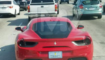 Tyga -- Ferrari Repo'd ... While Bentley Shopping! (PHOTO)