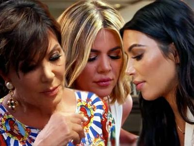 Kardashian Women FREAK OUT Over Rob & Chyna Meltdown: Video is HEARTBREAKING