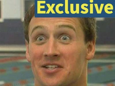 Ryan Lochte: The SEX TAPE? You HAVE Seen Him in a Speedo, Right?