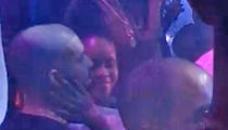 Rihanna -- All Over Drake's Face in Miami PDA (VIDEO)