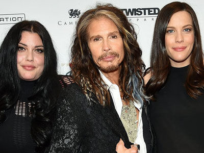 Steven Tyler's Plus-Size Model Daughter Goes HARD at Kardashians & Other 'Plastic' Celebs: WOW