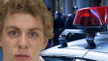 Brock Turner -- Cops on Alert for Possible Violence