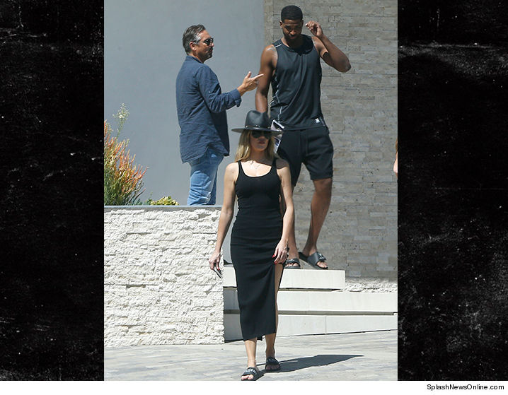 Are Tristan Thompson and Khloe Kardashian an item?