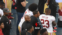 49ers Eric Reid -- Dad Wants Protest to Go All Season ... 'Start Something, Finish It'