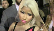 Nicki Minaj -- Screw a Bodyguard ... My Hairdresser's Got Me Covered!