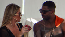 Khloe Kardashian & Tristan Thompson -- Chillin' in Cabo (PHOTO GALLERY)