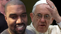 Kanye West -- Bigger Than The Pope ... In Swag Sales