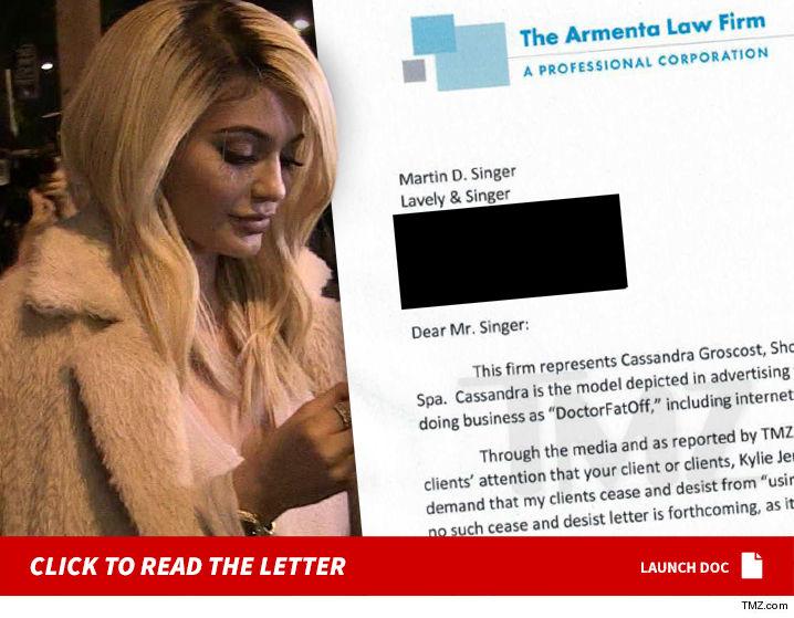 0906-kylie-jenner-fat-freeze-lawsuit-letter-doc-launch-TMZ-01