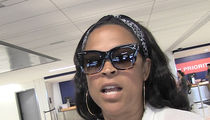 Shaunie O'Neal -- Easy, Shaq ... NBA Guarantee Too Much Pressure