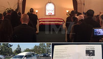 Jerry Heller -- Funeral N.W.A.-Less (PHOTO GALLERY)